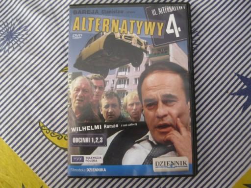Alternatywy 4 Odcinki 1 2 3 7446489463 Allegro Pl