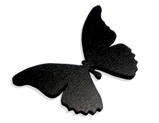 Dekoracja Efekt 3d Motyle Motyl Motylki 5 Cm Nakle
