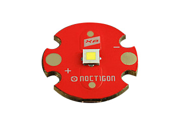 LED Cree XP-L HI V3 1C 6000-6500K Noctigon miedź