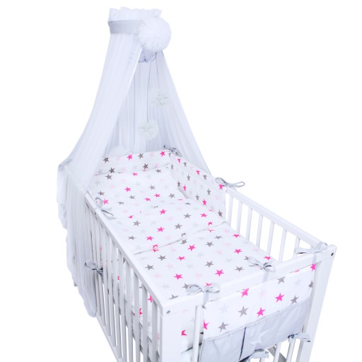 allegro pościel do łóżeczka 120x60
