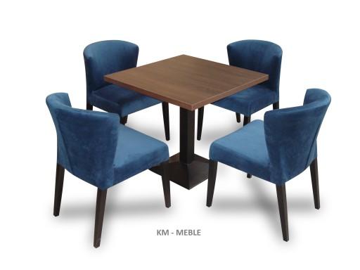 Zestaw Lokal Stolik Krzesła K 7 Producent