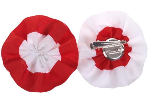 Kotylion 11 Listopada Przypinki Bialo Czerwony 7581602583 Allegro Pl