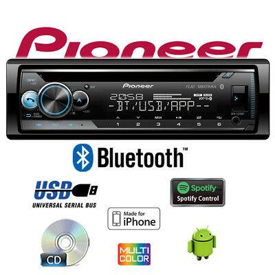 Pioneer Deh S510bt Usb Bluetooth Radio Samochodowe 7795108123 Sklep Internetowy Agd Rtv Telefony Laptopy Allegro Pl