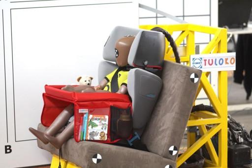 Bezpieczny Stolik Podróżnika - POLSKA JAKOŚĆ