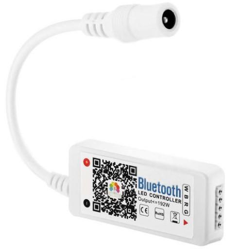 Sterownik BLUETOOTH taśm LED RGB RGBW ANDROID iOS