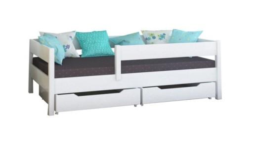 łóżko Dziecięce Pojedyncze 160x80 Szybka Wysyłka