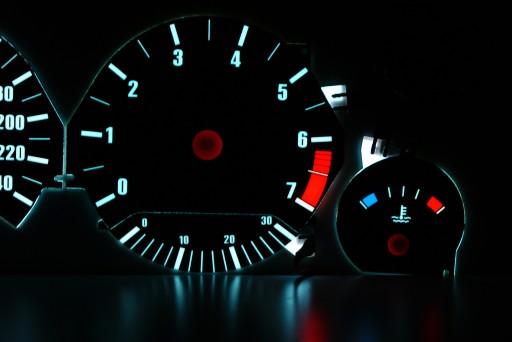 MoMan Tarcze INDIGLO BMW E34 oryginalny wzór