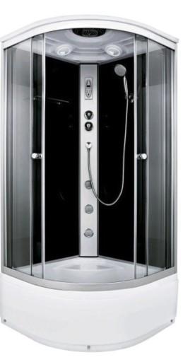 Kabina Prysznicowa Z Hydromasażem 90x90 7061868153 Allegropl