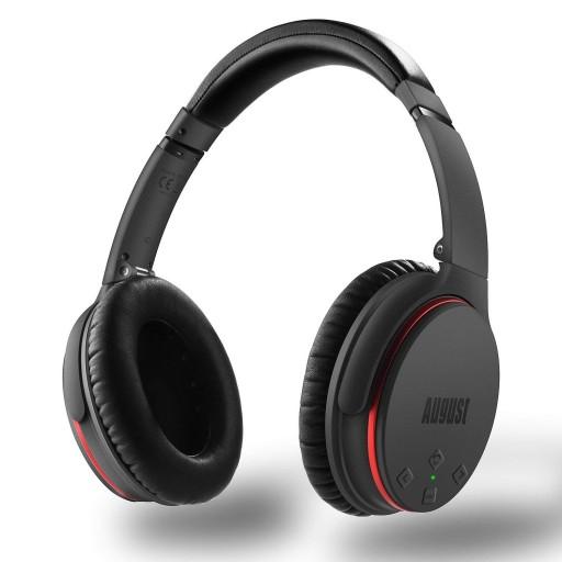 August EP735 Słuchawki Bluetooth AptX z ANC