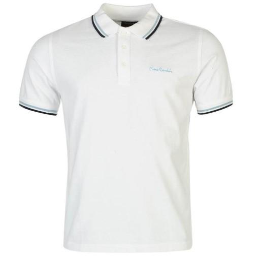 Koszulka Polo PIERRE CARDIN 100% Bawełna tu 4XL