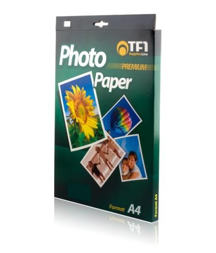 Papier FOTO samoprzylepny do drukarki 20x A4 błysk