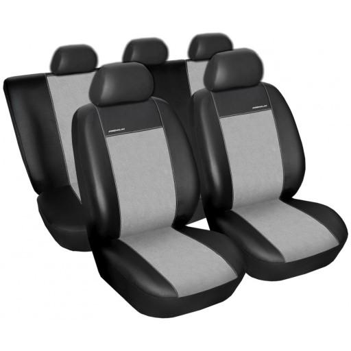Pokrowce Na Fotele Renault Scenic 96 03 Alcantara