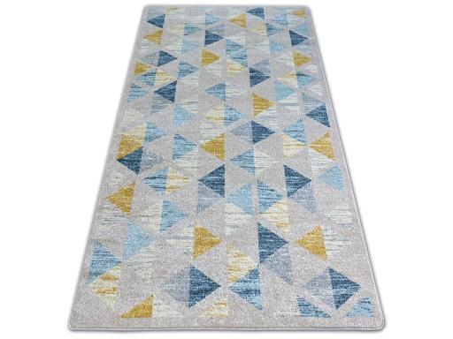 Dywany łuszczów Nordic 160x220 Canvas żółty A109