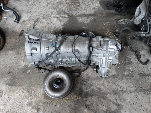 коробка KPL BMW X3 X4 F25 F26 XD 3.0d 8HP-70X