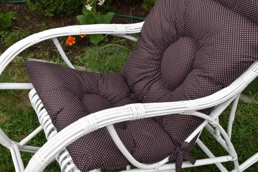 poduszka na fotel bujany allegro