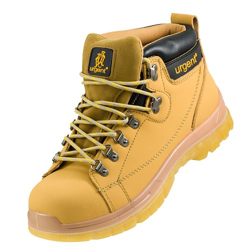 64f6fa4072bb2b Buty robocze obuwie ochronne URGENT 114 S1 r.42 7606442464 - Allegro.pl