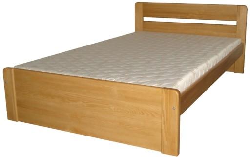 łóżko Dla Seniora 90x200 Siedzisko 50cm Nowość