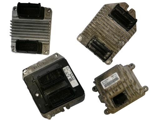 Sterownik silnika opel 1,8 z16xe z18xe NAPRAWA