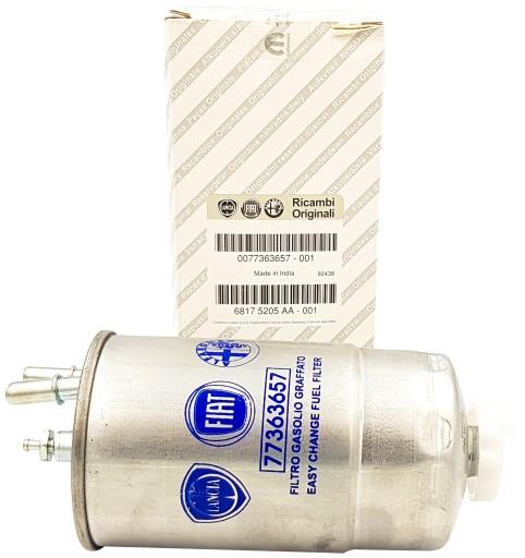 FIAT Doblo 1,3 1,6 1,9 2,0 Multijet Orig carburant Filtre Diesel Filtre 77363657