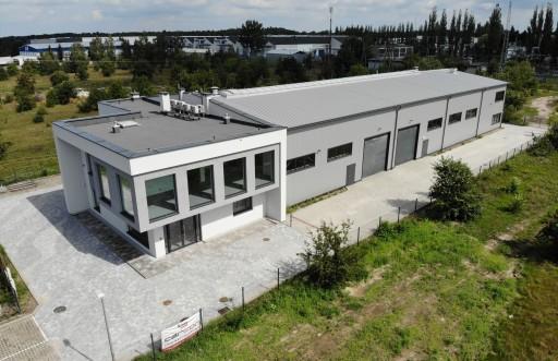 Projekt i budowa Hala stalowa Produkcyjna Magazyn