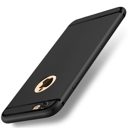 Etui JET PRO iPhone 6 6S Case Bumper SLIM + SZKŁO