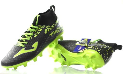 najlepsza moda ekskluzywne buty najlepsze oferty na BUTY KORKI JOMA CHAMPION 801 FG ZE SKARPETĄ R 42,5