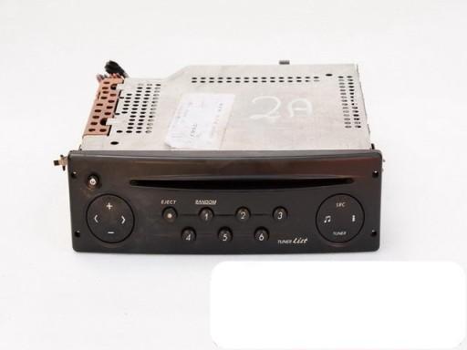 radio Renault 22DC279/62Z 8200002607 C