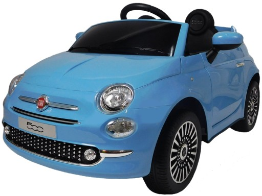 Auto Na Akumulator Fiat 500 Pilot 3 Kolory 7539344528 Allegro Pl