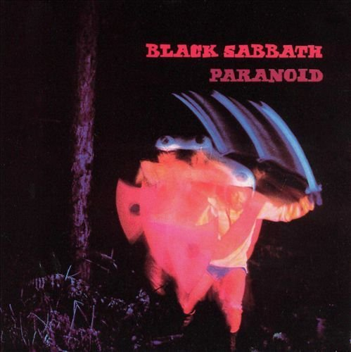 BLACK SABBATH Paranoid LP WINYL