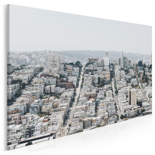 931101 Q3 Fotoobraz Do Salonu San Francisco Miasto 7056846158