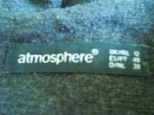 Sukienka ołówkowa grafitowa Atmosphere ( 38 / 40 )