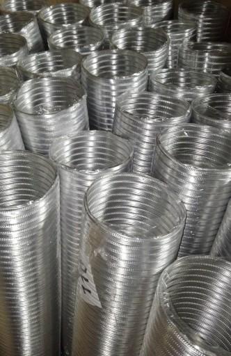 Rura aluminiowa FLEX / SPIRO przewód fi 125 mm 3m