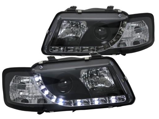 Lampy Reflektory AUDI A3 8L 96 00R DAYLINE LED