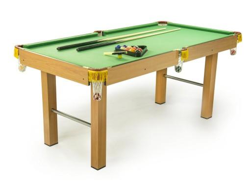 Bilard Stół Bilardowy Duży Zestaw Pool Ns 438
