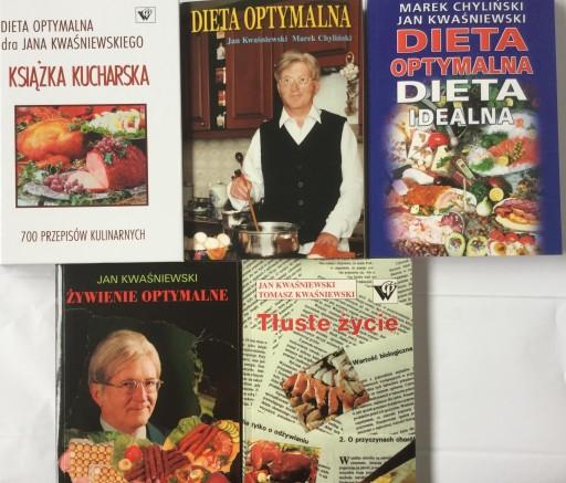 Dieta Optymalna Idealna Ksiazka Kucharska Zywienie