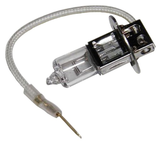 LEMPUTE HALOGENAS H3 24V 70W DAF IVECO RENAULT