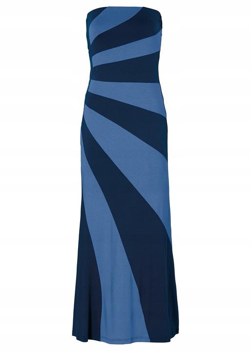 U263 WYPRZED sexi SUKNIA sukienka WIECZOROWA 36/38 7542706206 Odzież Damska Sukienki wieczorowe ZE MFWGZE-4